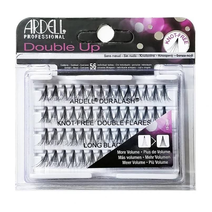 Ardell Double Individual Long Black Knot-Free
