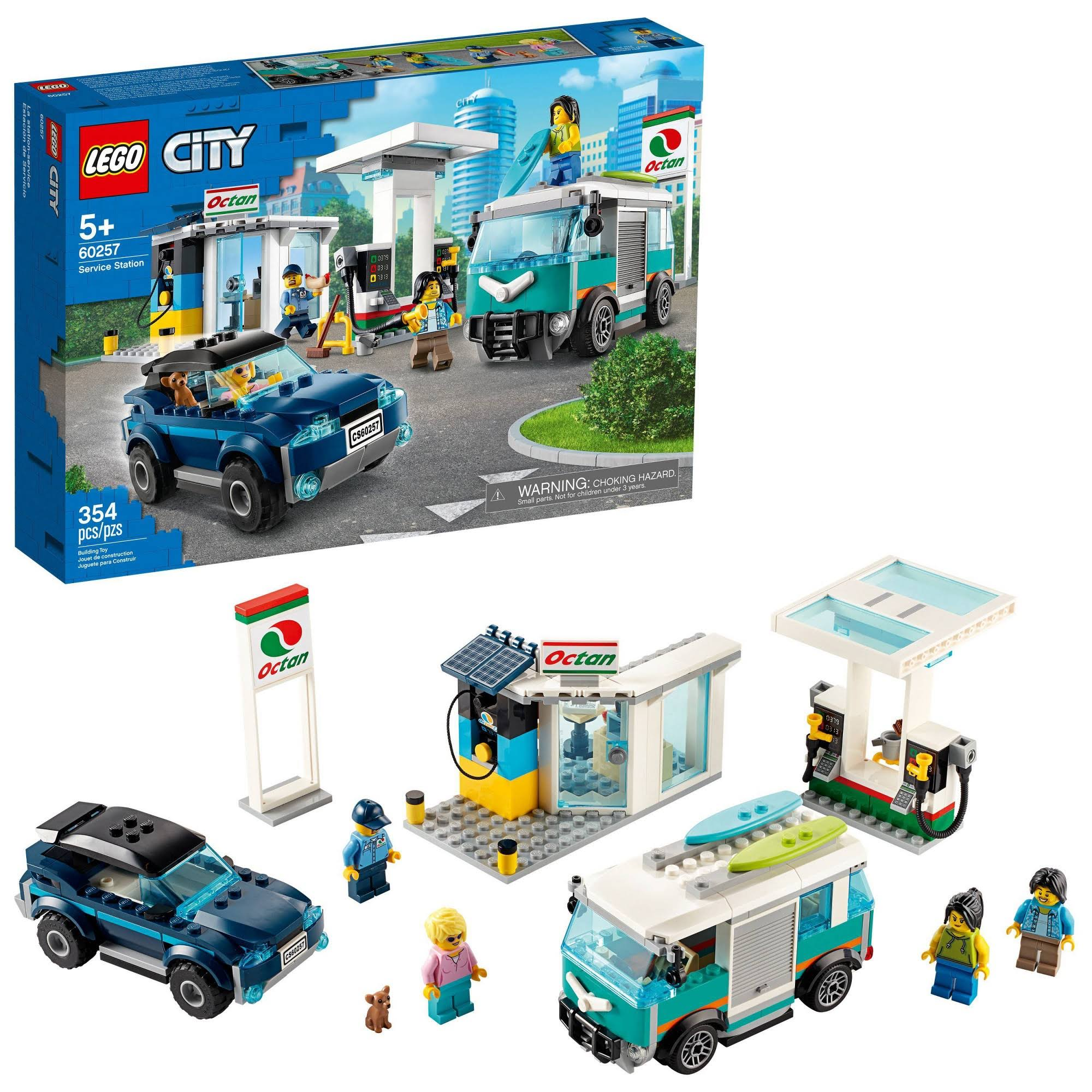 Lego City - Service Station 60257
