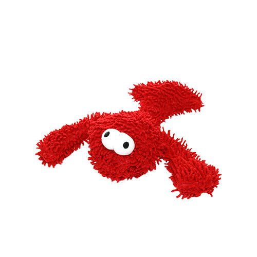 Mighty Microfiber Ball Dog Toy - Lobster - Medium
