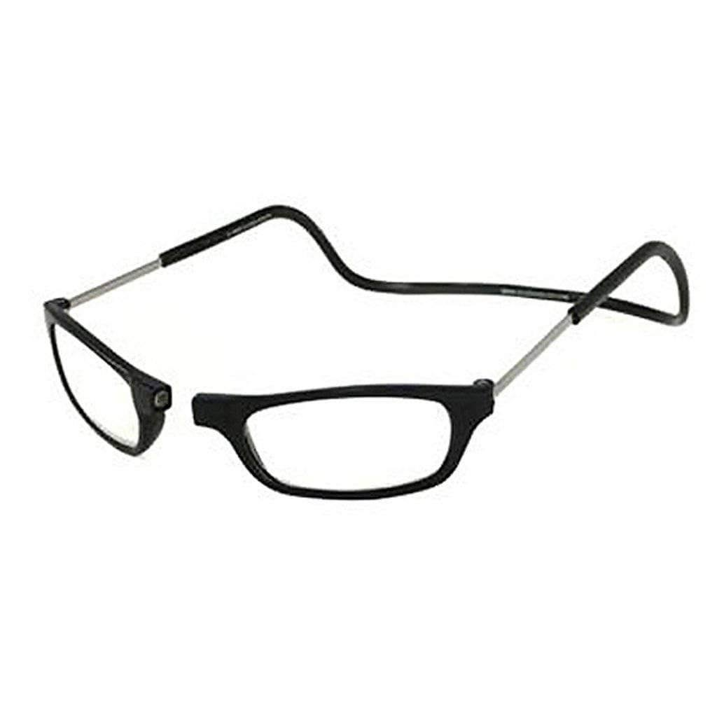 Clic Magnetic Reading Glasses - Clear
