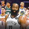 Nets' James Harden barges into MVP race with Player of the Month ...