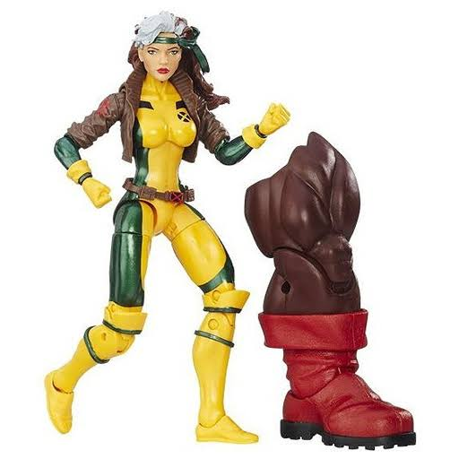 Marvel Legends Series Rogue Action Figure - 6""