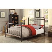 Wayfair Cal King Headboard by Bed U0026 Bedding Espresso Wood Cal King Bed Frame With Tufted