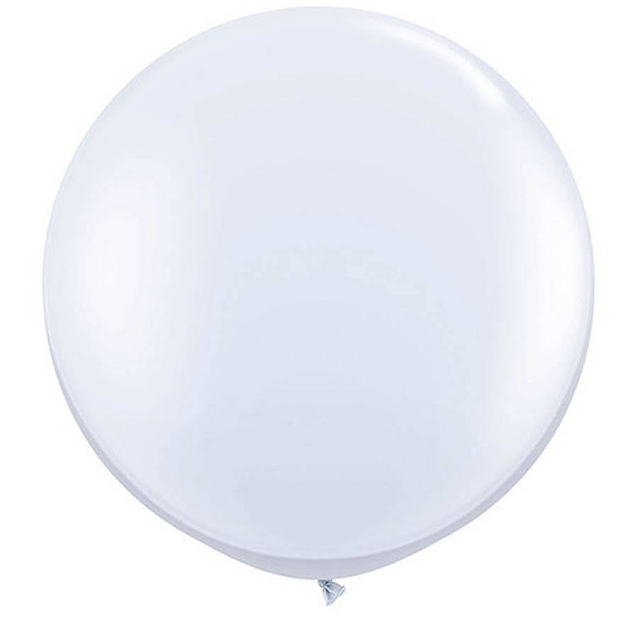 Continental American Corporation Latex Balloon - Clear