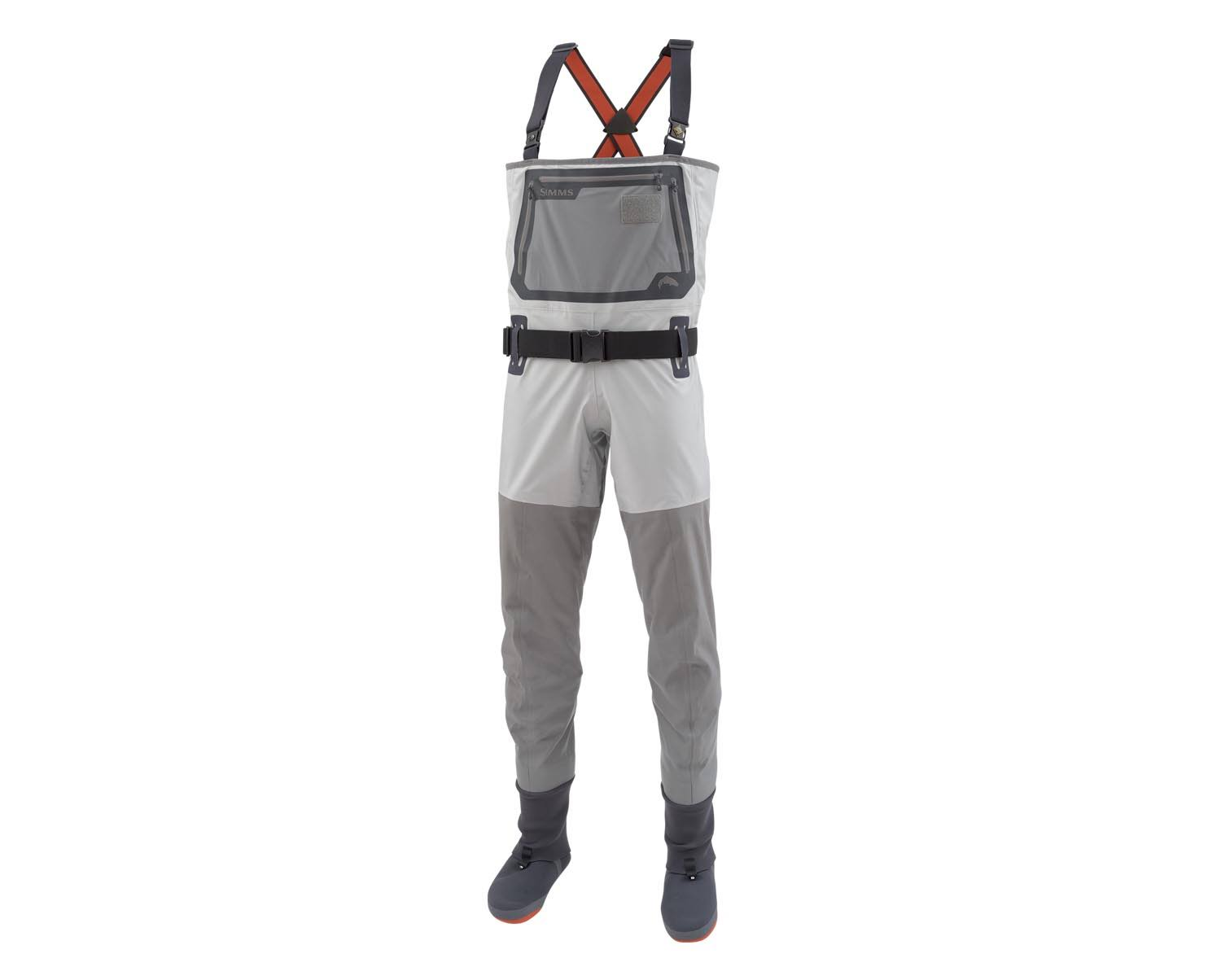 Simms G3 Guide Stockingfoot Cinder Waders - X-Large