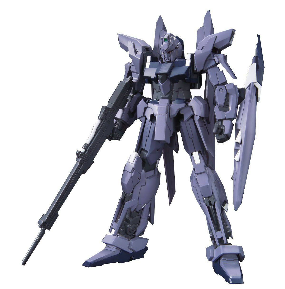 Bandai Hobby MSN-001A1 Delta Plus Mobile Suit Gundam Model Kit - 1/144 scale
