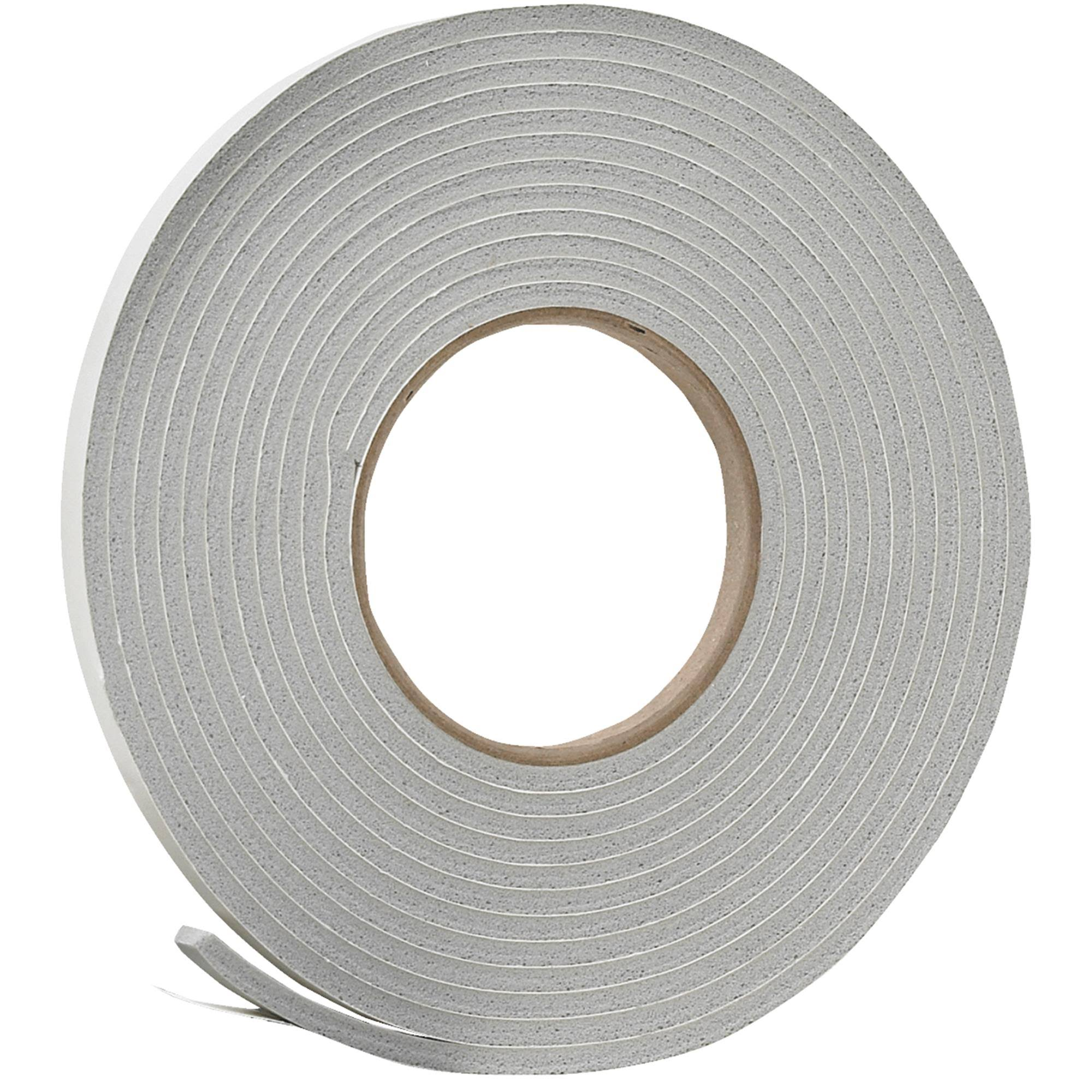 Thermwell V443HDI Do It PVC Closed Cell Vinyl Foam Weatherstrip Tape