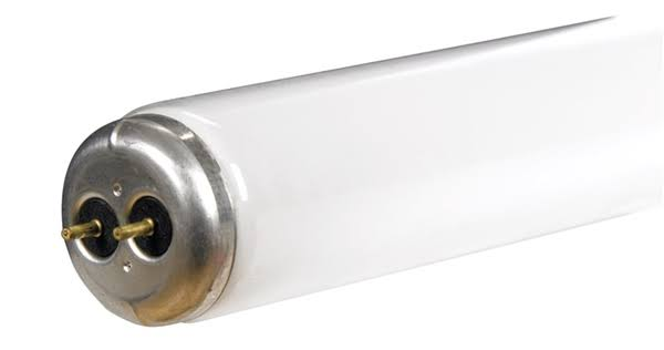 Ge Fluorescent Tube Light Bulb - 30W, Bright White