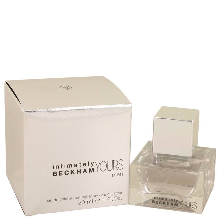 David Beckham Intimately Yours for Men Eau de Toilette Spray - 30ml