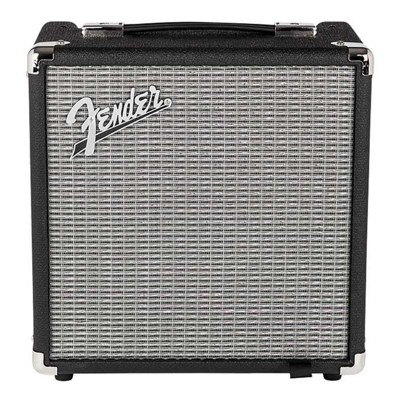 Fender Rumble Bass Combo Pro Audio Star Amplifier - 15W