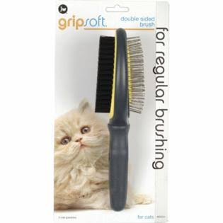 JW Gripsoft Cat Double Sided Brush