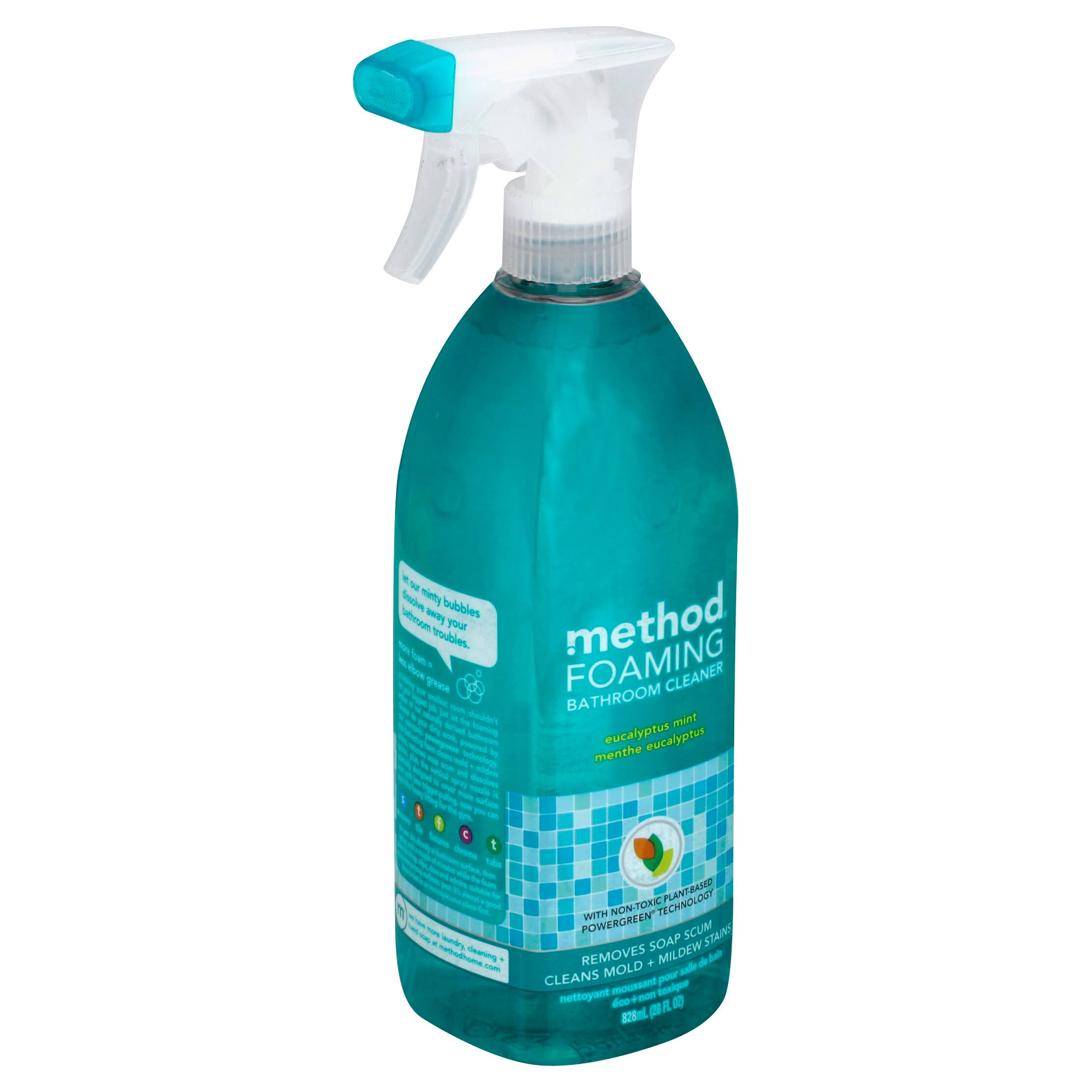 Method Foaming Bathroom Cleaner - Eucalyptus Mint