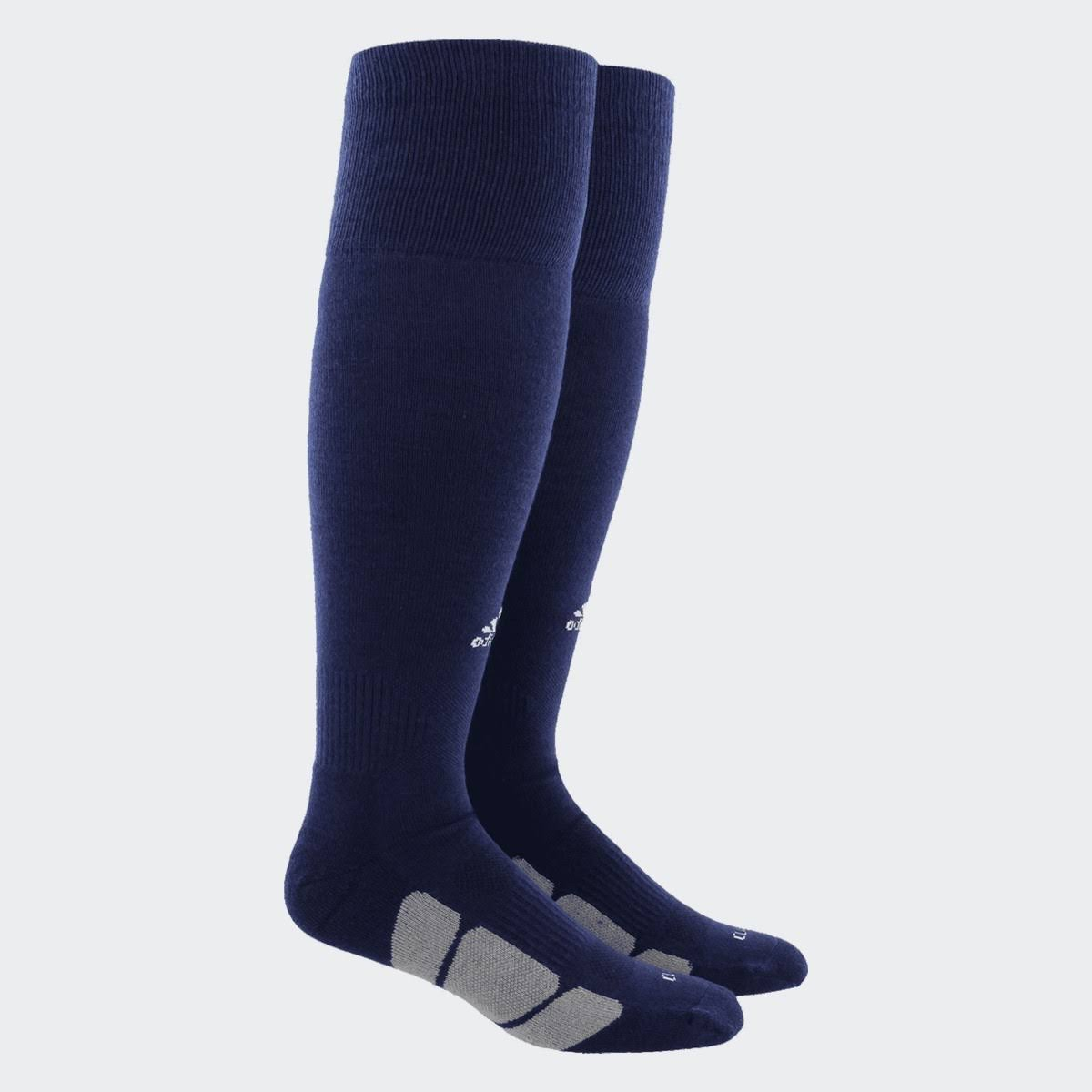 Adidas Utility Long Soccer Socks - Navy, Medium
