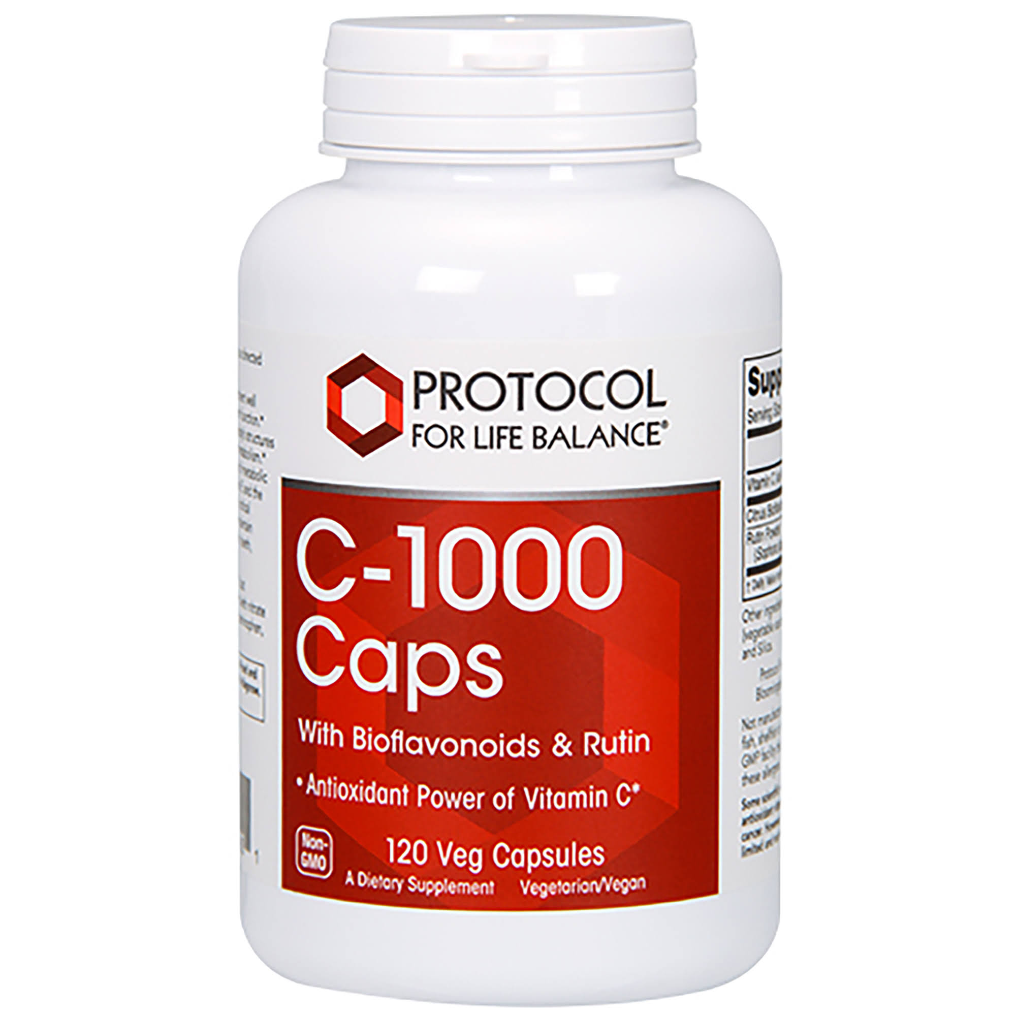 Protocol for Life Balance C-1000 - 120 Capsules
