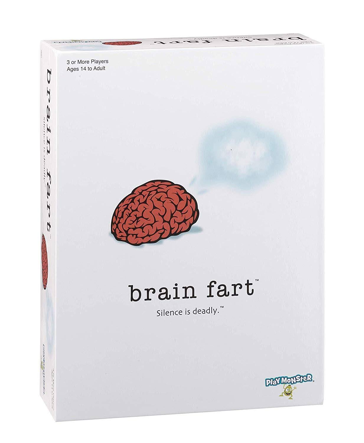 Playmonster Brain Fart Game