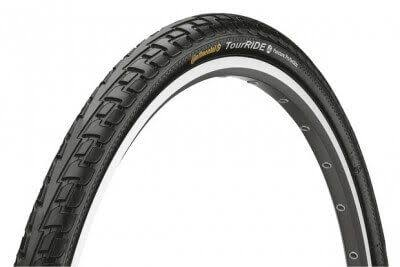Continental Tour Ride Puncture Protection Wire Bead Tire