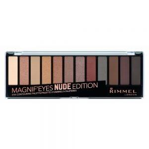 Rimmel London Magnif'Eyes Nude Edition Eye Contouring Palette