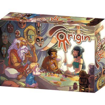 Origin Board Game