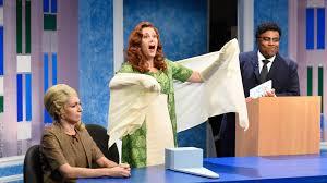 Garth And Kat Halloween Skit by Kristen Wiig On Saturday Night Live Nbc Com