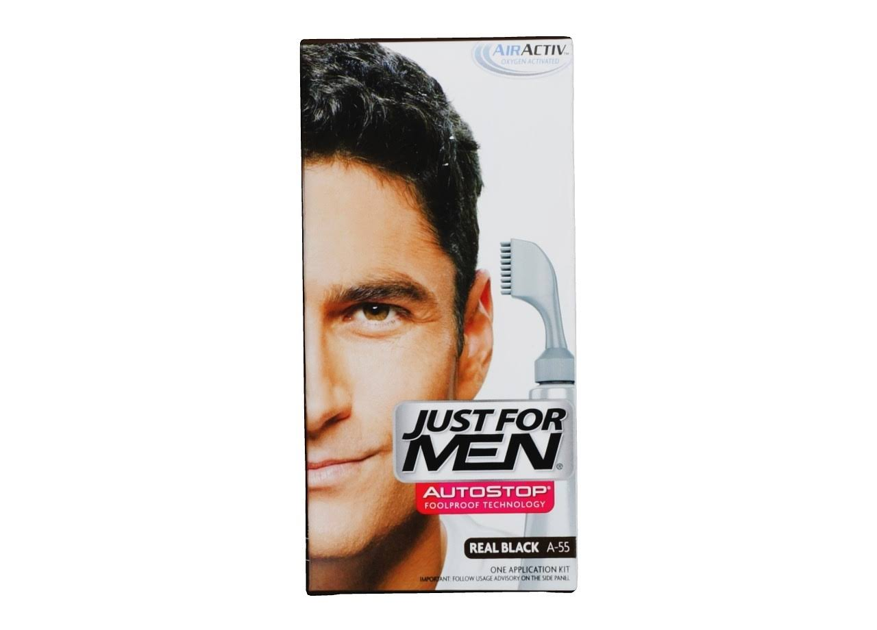 Just for Men Autostop Hair Color - A55 Real Black
