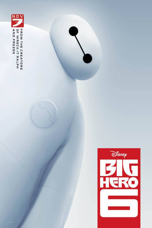 Big Hero 6 2014 Full Movie Download BluRay 480p And 720p
