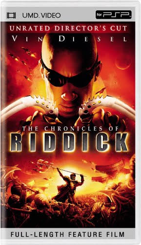 The Chronicles of Riddick - UMD for PSP
