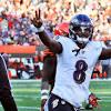 Ravens taking no chances: QB Lamar Jackson to skip finale