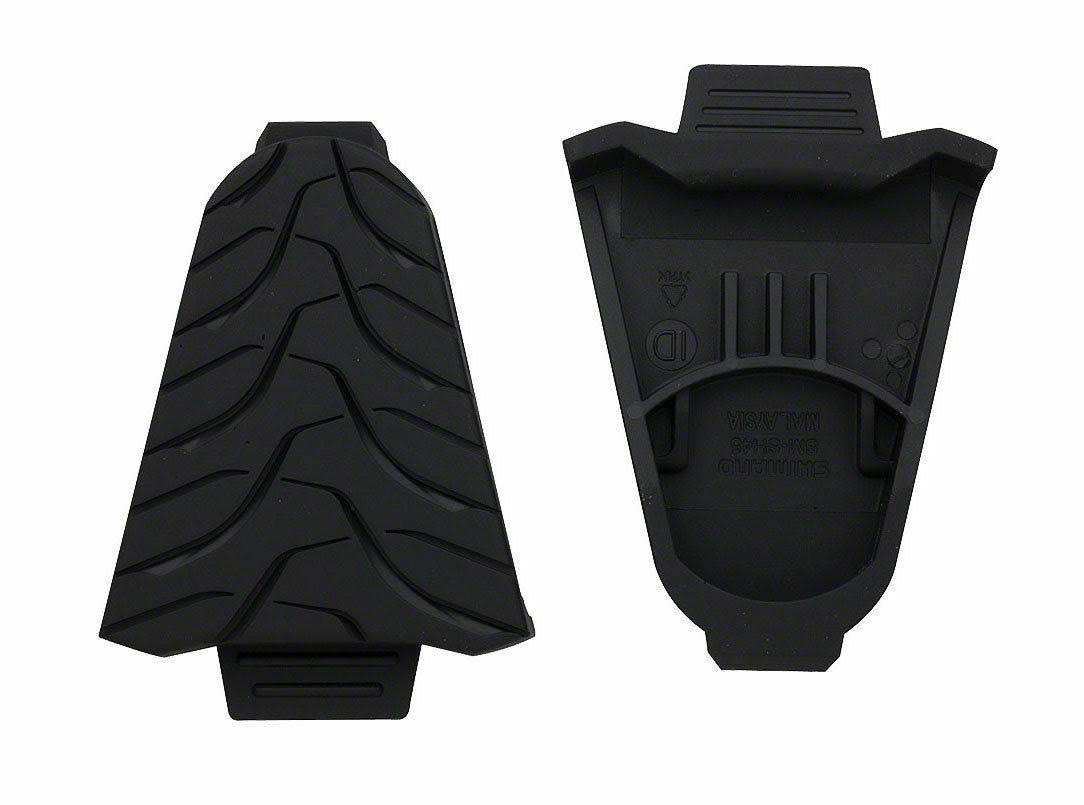 Shimano SH45 SPD-SL Cleats Covers - Black
