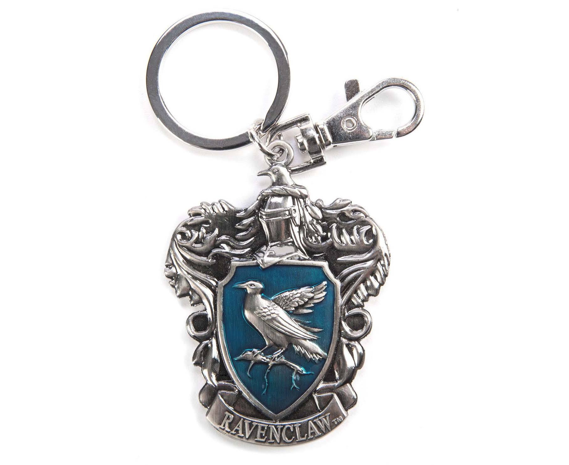 Harry Potter Ravenclaw Crest Pewter Keychain