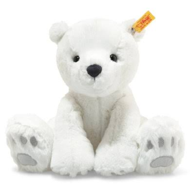 Steiff 062636 Soft Cuddly Friends Lasse Polar Bear
