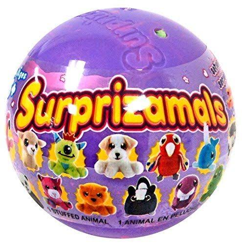 Surprizamals Series 7 Mystery Plush Figure Surprise Ball
