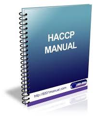 il Manuale Haccp che cosa è? A cosa serve?
