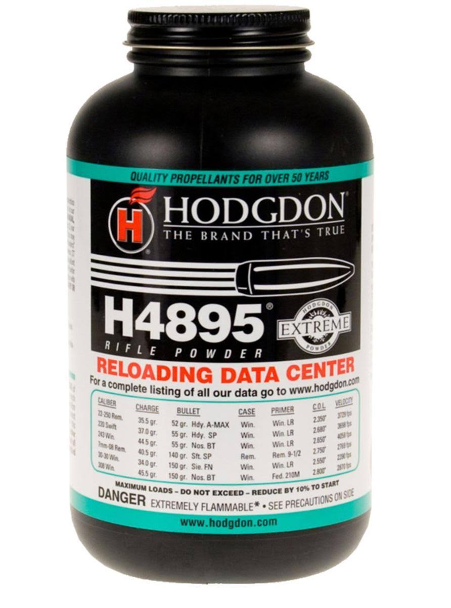 Hodgdon H4895 Powder
