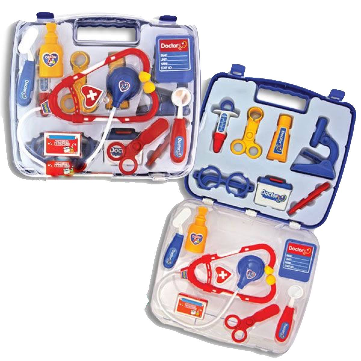 13-Piece Toy Doctor Kit