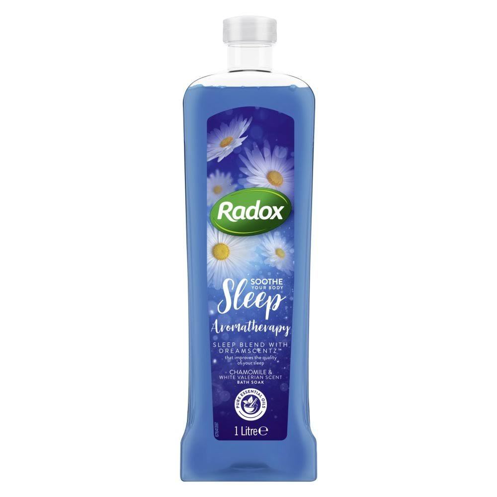 Radox Sleep Aromatherapy Soothe Your Body Bath Soak - 1L