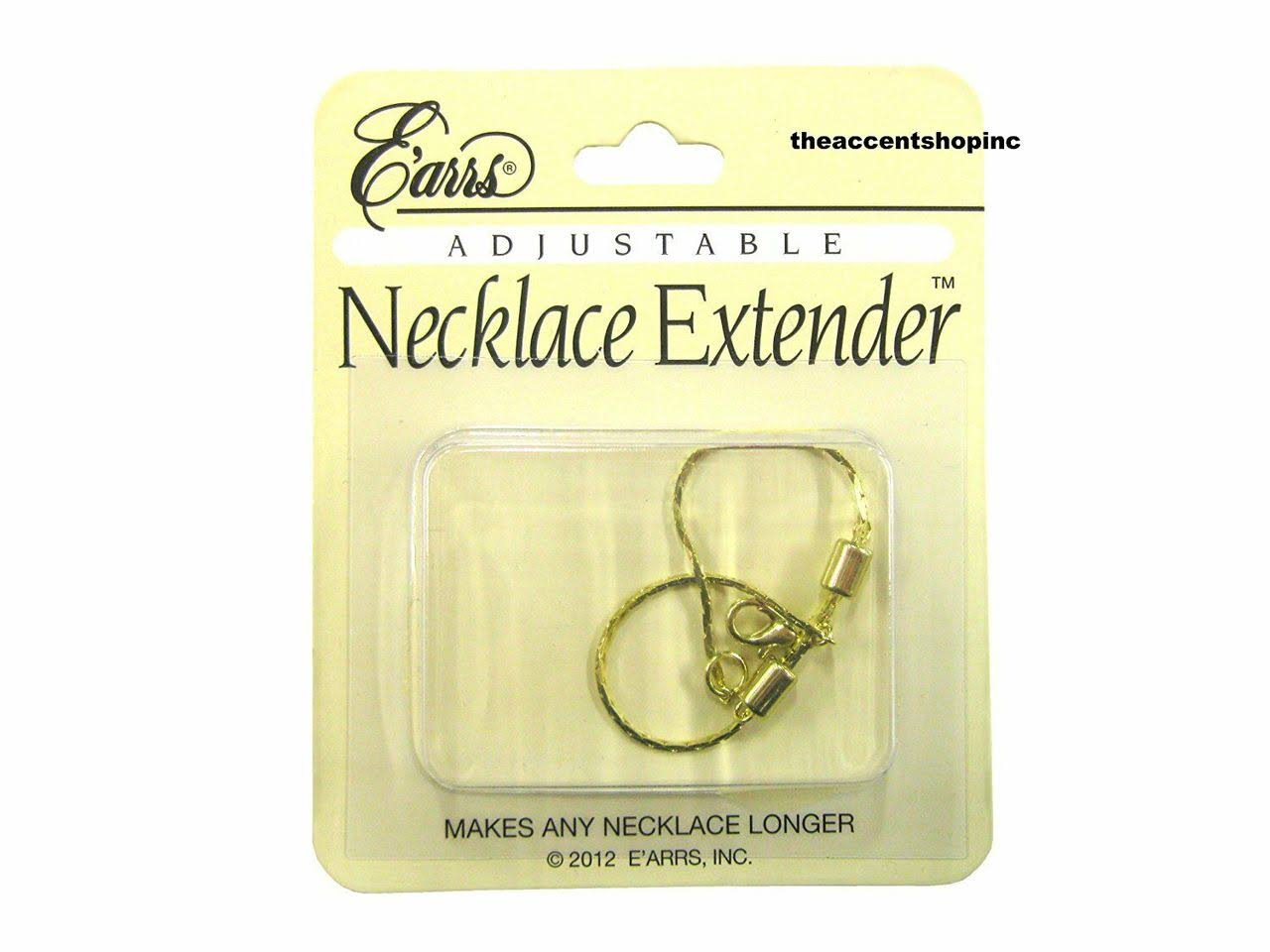 Howard's Jewelry Necklace Extender - Gold (1131/20)
