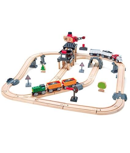 Hape Mining Loader Set