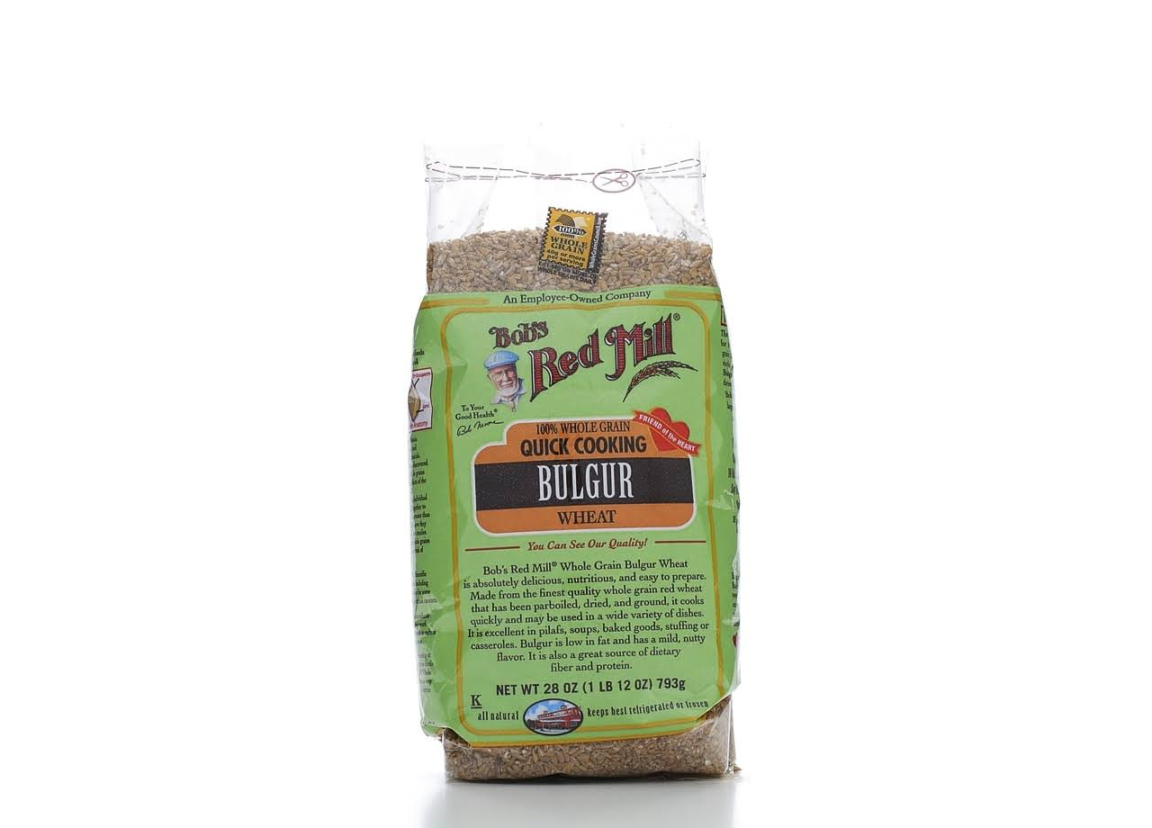 Bob's Red Mill Whole Grain Red Bulgar - 28 oz bag