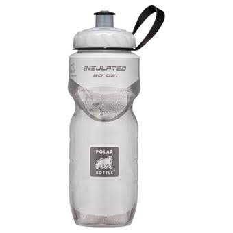 Polar Bottle Water Bottle - White