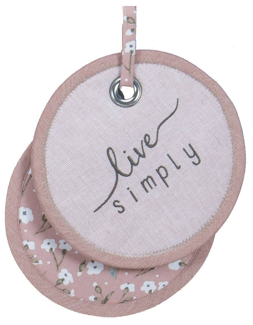 Kay Dee Designs R4102 Handmade Live Simply Pot Holder