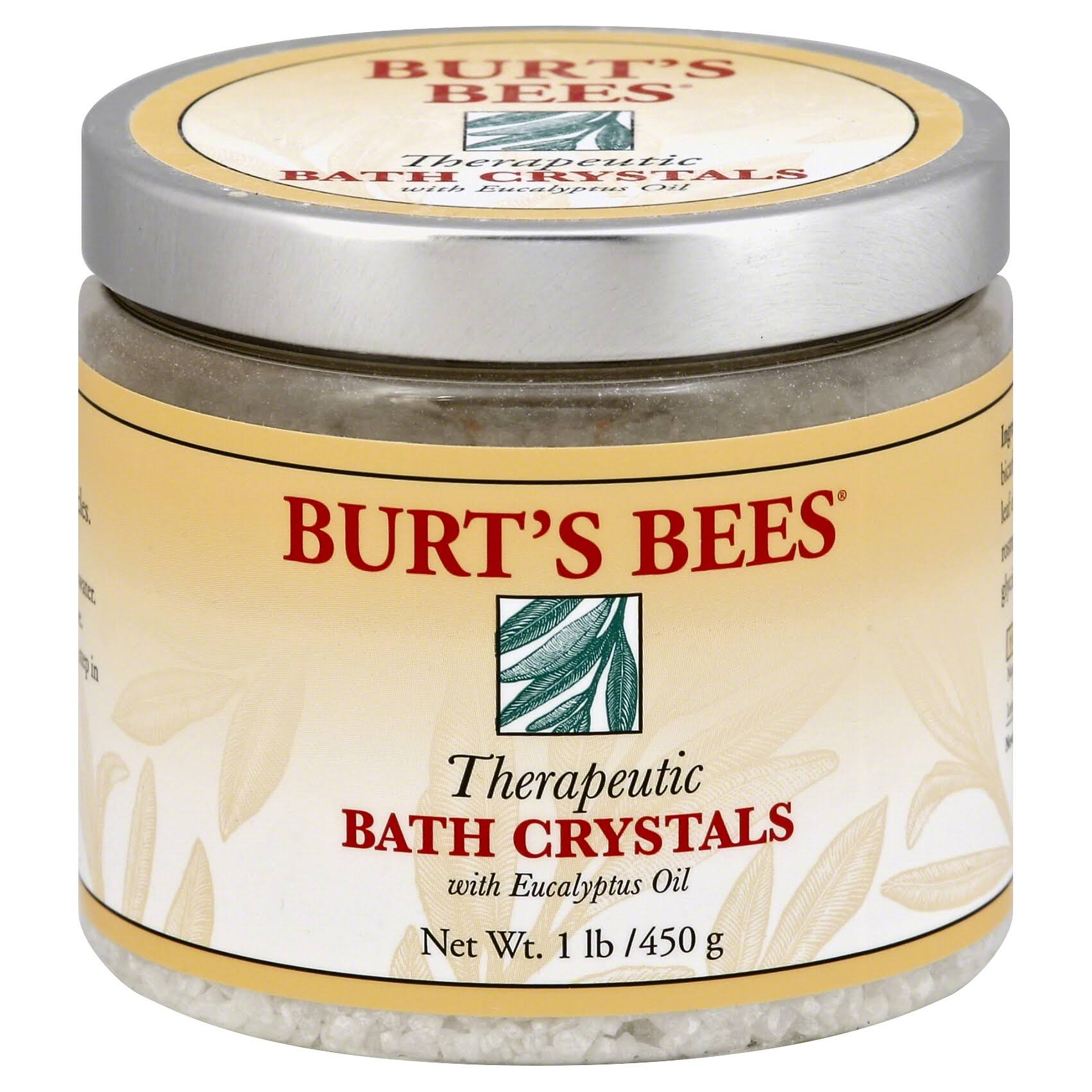 Burt's Bees Therapeutic Bath Crystals - 450g