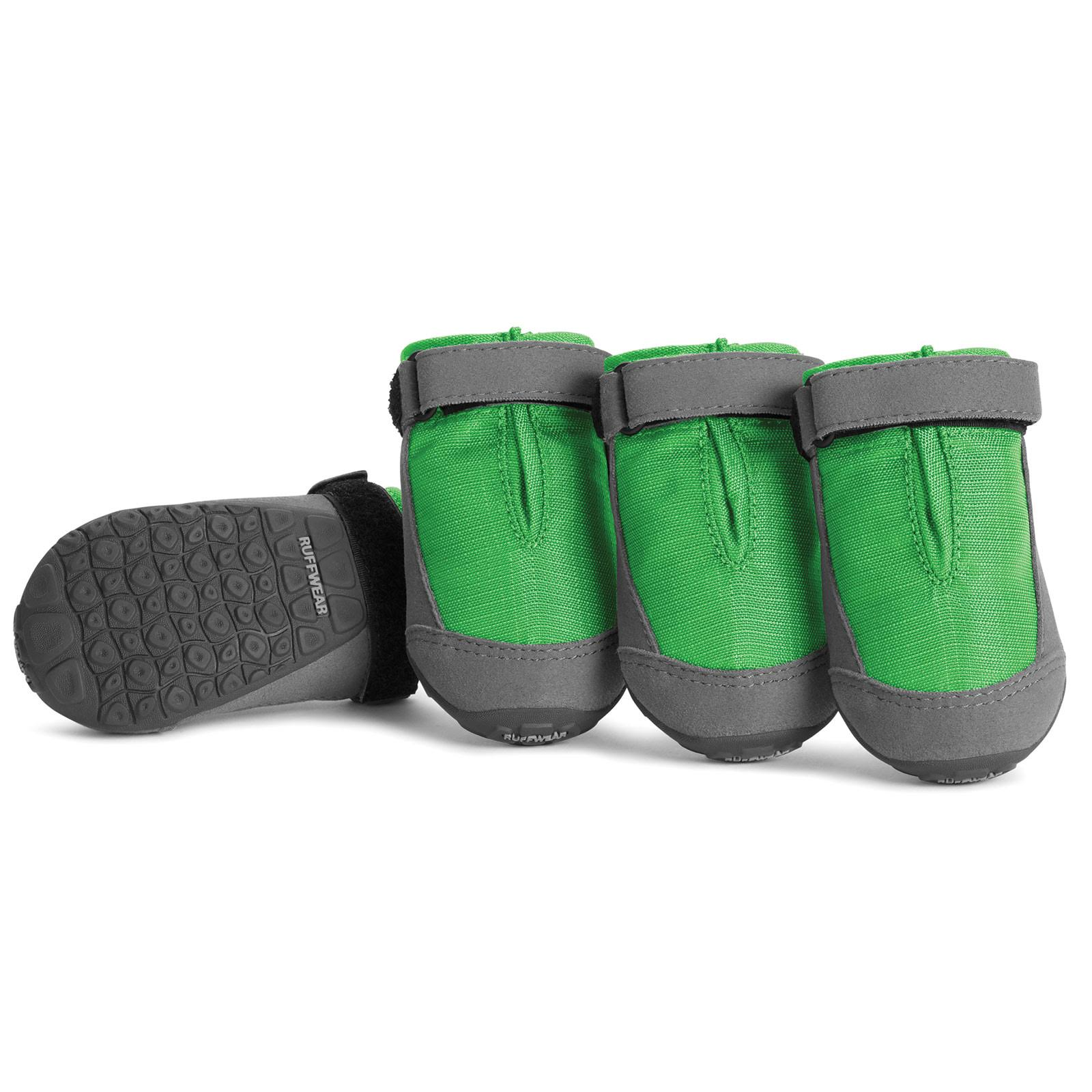 Ruffwear Summit Trex Dog Boots - Meadow Green, 3""
