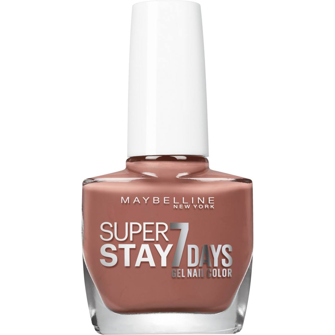 Maybelline Superstay 7 Days City Nudes Nail Polish - Brick Tan, 49g