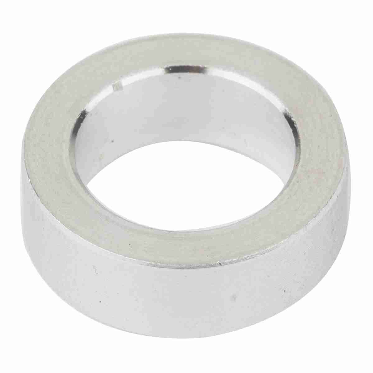 Sunlite Bgof10 Hub Axle Spacer - Silver, 5mm x 15mm x 10mm