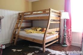 Wood Bunk Beds Plans by The Bunk Beds That We Didn U0027t Build Domestic Imperfection