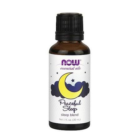 Now Foods Peaceful Sleep Oil Blend - 30ml