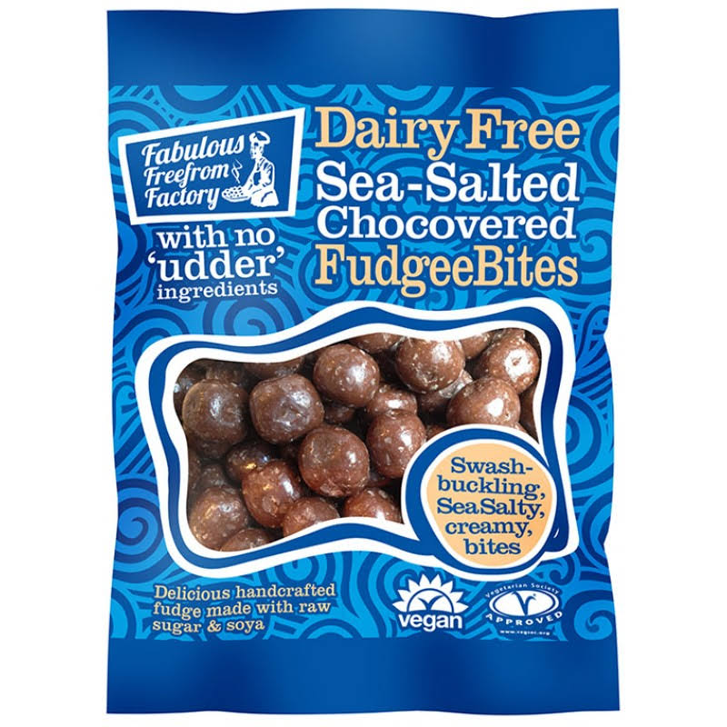 Fabulous Freefrom Factory Chocolate Fudge - 65g