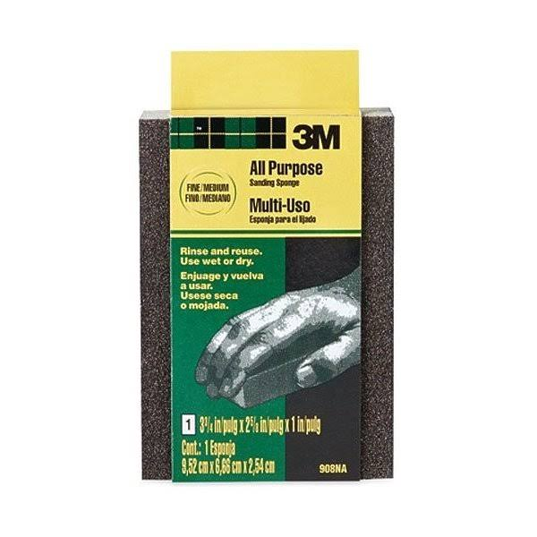 3M All-Purpose Sanding Sponge