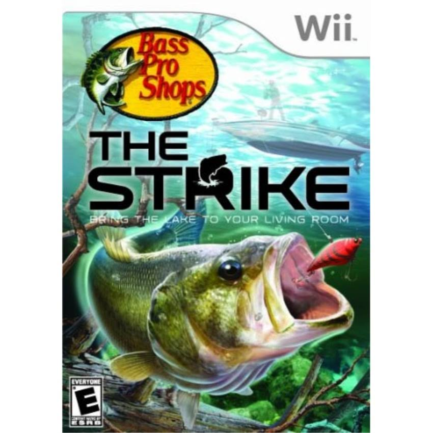 Bass Pro Shops: The Strike - Nintendo Wii