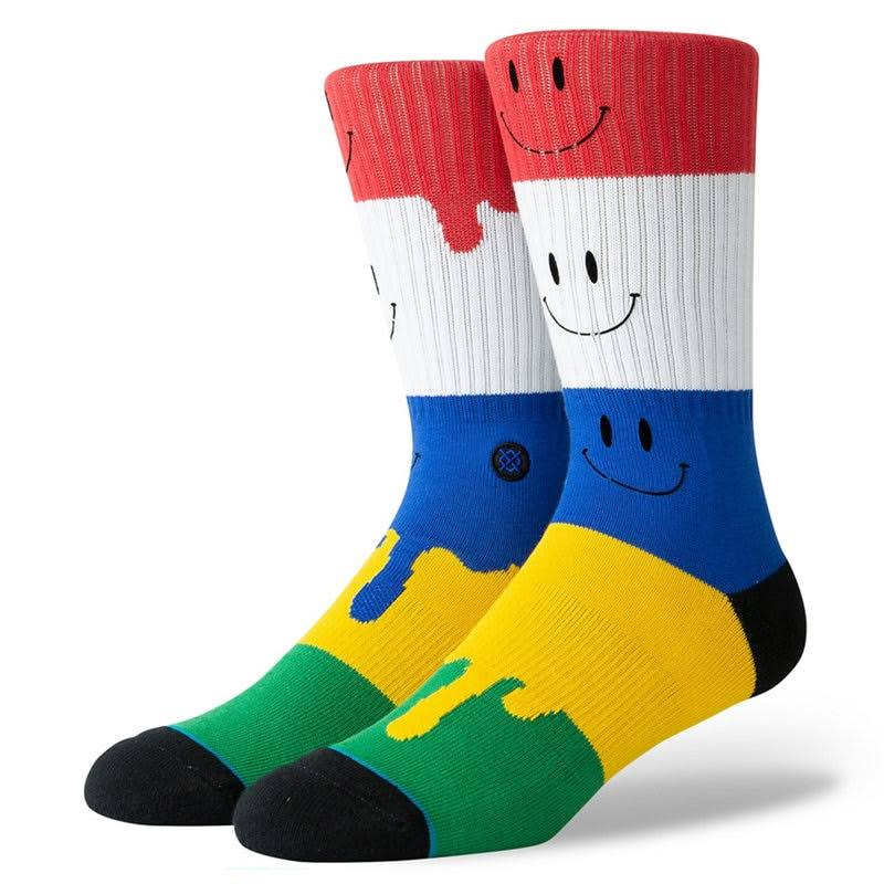 Stance Face Melter Socks - Multi